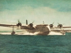 Air New Zealand flying boat that crossed Tasman 75 years ago
