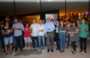 Al Bustan Observes Earth Hour