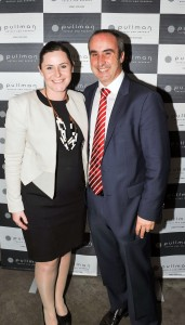 Elizabeth Georgopoulos, Director of Sales Business Travel – Accor Australia and John Simeone Head of Corporate & Government Sales – Qantas
