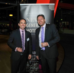 John Issaakidis Strategic Account Manager – Qantas, Henrick Berglind VP of Sales, Distribution & Revenue for Accor Pacific