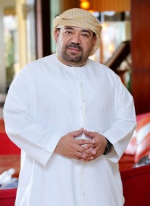 Mr. Ahmad Abdulla Al Ansaari, Chairman, Central Hotels