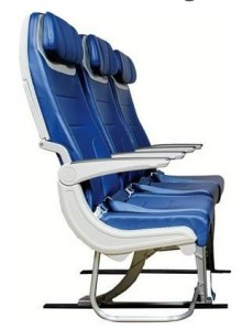 New experimental slimline seat suggested by Southwest AIrlines