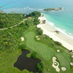 Ria Bintan  Golf Course Aerial View of Ocean Hole 10 - resize