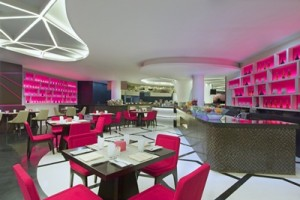 SBKR Feast - Global Cuisine Restaurant Interior