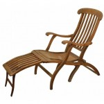 Ship Titanic deck chair large