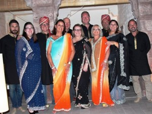 Travellers Choice_Gold Choice Award winners in Indian dress_April
