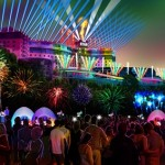 Vivid Sydney at Pyrmont & The Star_Vivid Game Zone_artist impression by Fourth Wall