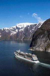 Solstice in Tracy Arm - AlaskaCelebrity Solstice - Celebrity Cruises