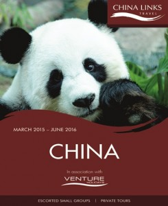 China Links Travel Front Cover