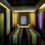 Emirates Grand Spa - Double treatment room