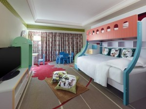 Family Suite at Sheraton Macao Hotel, Cotai Central