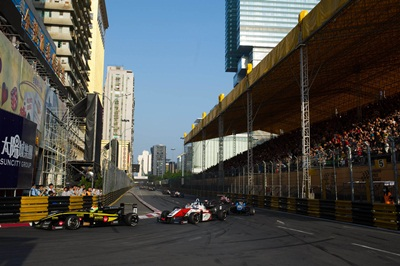 Formula 3 Macau Grand Prix - FIA F3 Intercontinental Cup