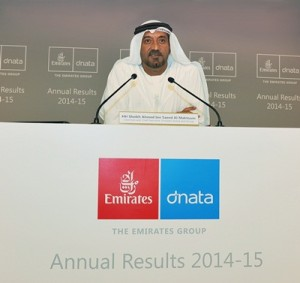 His-Highness-Sheikh-Ahmed-bin-Saeed-Al-Maktoum_-Chairman-and-Chief-Executive_-Emirates-Airline-and-Group-today-announced-The-Emirates-Group-Annual-Results-2014-15
