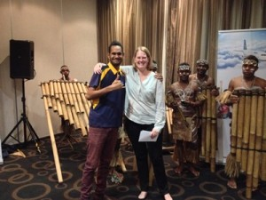 MTA - Melissa Pointon - Solomon Islands Update winner May 2015