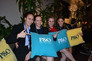 P&O Cruises May-hem roadshow - Image one
