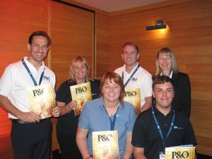 P&O Cruises May-hem roadshow - Image six
