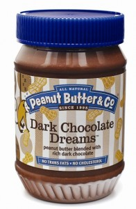 Peanut Butter and Co dark-chocolate-peanut-butter.PBandC.rsz