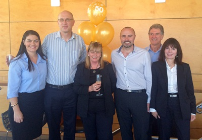 Princess Cruises - birthday surprise for agent