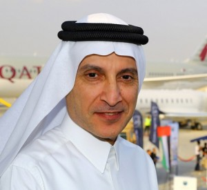 Qatar Airways chief executive Akbar Al Baker