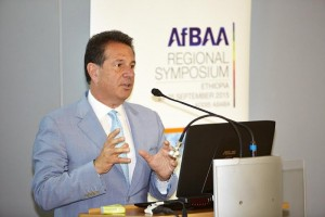 Tarek Ragheb presents an update of AfBAA's latest research