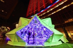 Vivid Sydney 2015_Light Origami_Alfred Street_Credit Destination NSW_LF_ 1