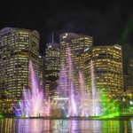 Vivid Sydney 2015 Media Preview at Darling Harbour and The Star