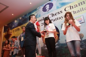 World Schools Individual Chess Championships 2015 (1)