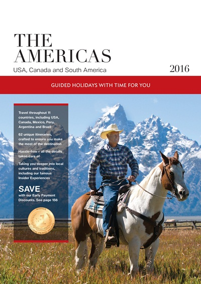 2016 The Americas_programme cover