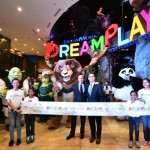 Melco Crown Philippines Resorts Corporation DreamWorks Animation