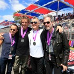 Cold Chisel - Top Ten Shootout - 2015 Clipsal 500 Adelaide - Pits