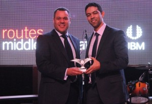 Dubai International Airport Announced as Overall Winner at the Routes Middle East & Africa 2015 Marketing Awards