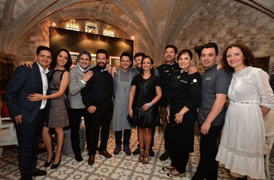 Mexican Gastronomy Honoured With Three Top Restaurant Awards at 2015 Global 50 Best Restaurants Awards