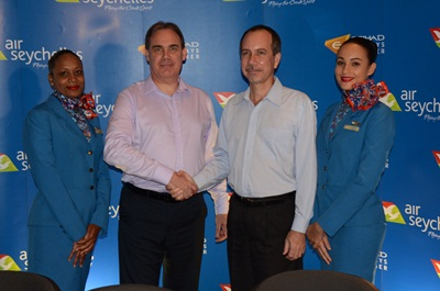 Air Seychelles - Chief Executive Officer - PHOTO
