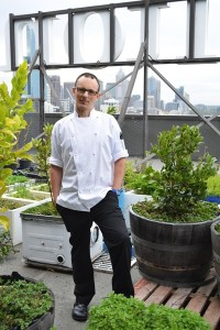 Chef Glenn Wright - Hilton Melbourne South Wharf