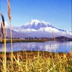 Chimborazo image- closest spot on Earth to sun