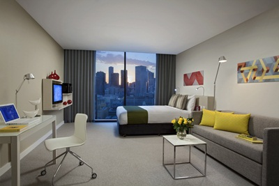 Citadines on Bourke Melbourne - Studio Executive