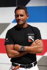 Gianni Morbidelli of West Coast Racing_Honda Civic TCR