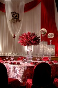 HGKLN Wedding Table