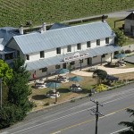 Hurunui Hotel from air.RSZ