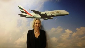 Leonie Brennan - Emirates Regional Manager - Queensland