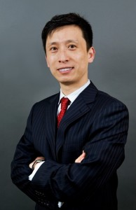 Ling Hai, President of North East Asia and Australasia, MasterCard