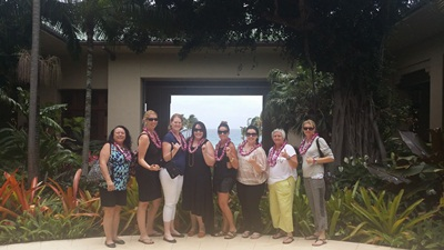 MTA - Hawaii Study Tour June 2015