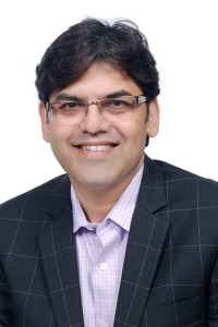 Mr. Sameer Dharkar, Managing Director AHSI