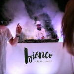 P&O Cruises first Bianco party on Pacific Dawn