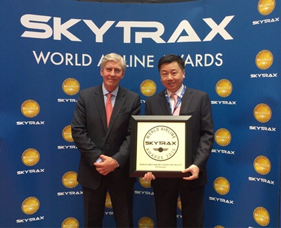 Photo News THAI Ranks First as Skytrax World's Best Airline Lounges Spa Facility