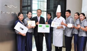 SILVER WAVES RESTAURANT WINS THE 2015 CERTIFICATE OF EXCELLENCE FROM TRIPADVISOR