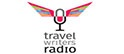 Travel Writers Radio logo