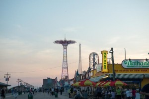 Boardwalk; Coney Island; NxN; Neighborhood x Neighborhood; neighborhood x neighborhood; entertainment; carnival; games; iconic; outdoors;