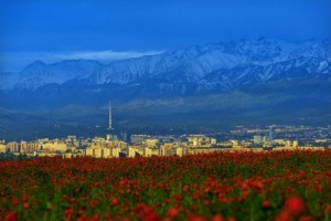 Real Almaty a true winter city (PRNewsFoto/Almaty 2022 Candidate city)