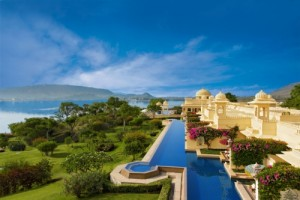 Premier Rooms with Semi Private Pools – The Oberoi Udaivilas, Udaipur